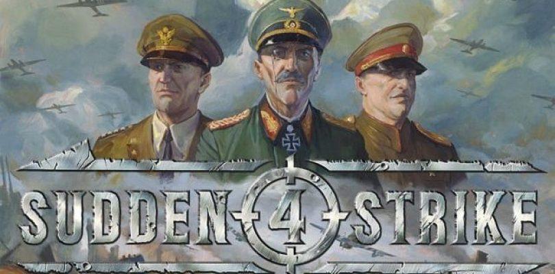 Sudden Strike 4 –  Die Kunst des Krieges-Video