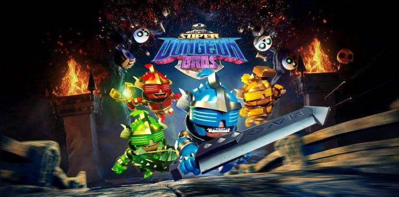 Super Dungeon Bros – Infos und Launch-Trailer zum Release
