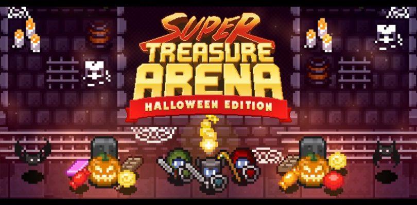 Super Treasure Arena – Halloween-Event gestartet