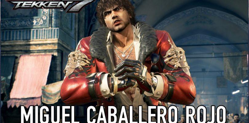 Tekken 7 – Kultcharakter Miguel im Video