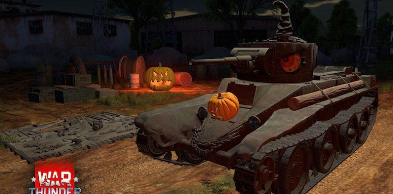 War Thunder – Halloween-Event gestartet