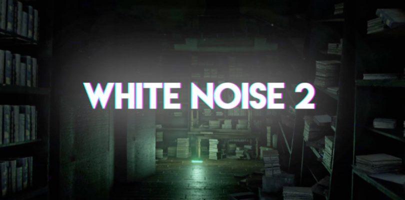 White Noise 2 – 4vs1 Horror startet in den Early Access