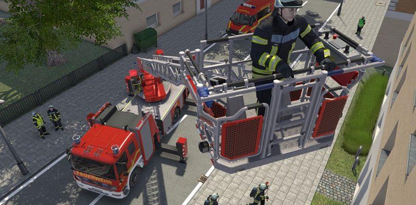 Notruf 112: Die Feuerwehr-Simulation – Infos zum Release