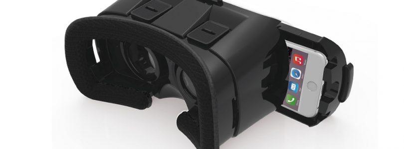 Terractec VR-1 – VR-Brille für mobile Anwendungen veröffentlicht