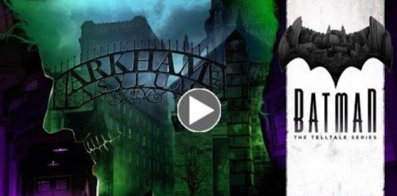 Batman – Launch-Trailer zu Episode 4 des Adventures