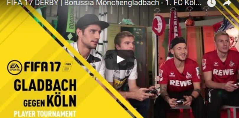 FIFA 17 – Derby-Time! Gladbach versus Köln