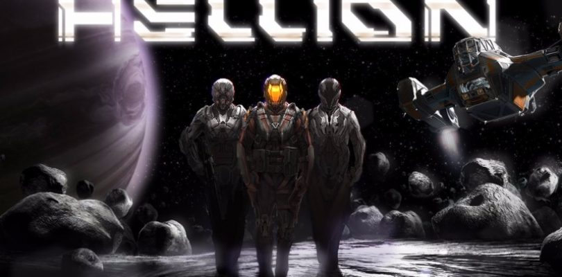 Hellion startet im Januar 2017 in den Early Access