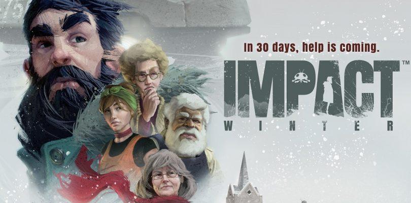 Impact Winter – Der Überlebenskampf startet am 12. April