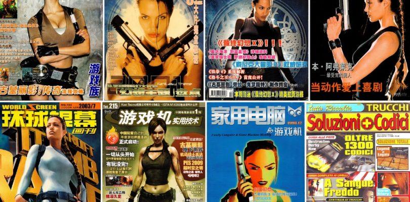 Miss Lara Croft hat zwei Weltrekorde aufgestellt
