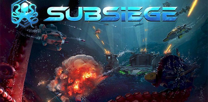 Subsiege – Hier ist der Launch-Trailer