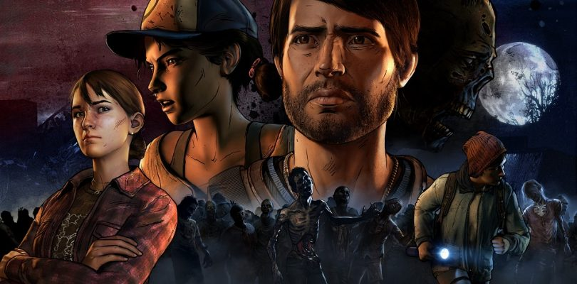 The Walking Dead: The New Frontier – First Look-Video