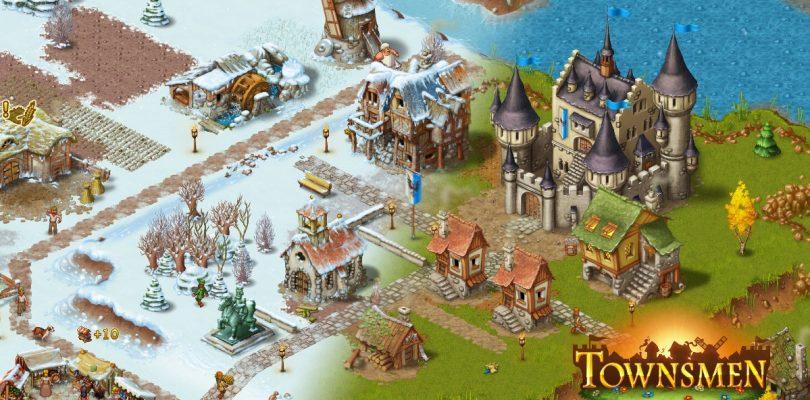 Test: Townsmen – Ist die PC-Version die Beste von allen?