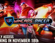 Wincars Racer startet heute in den Early-Access