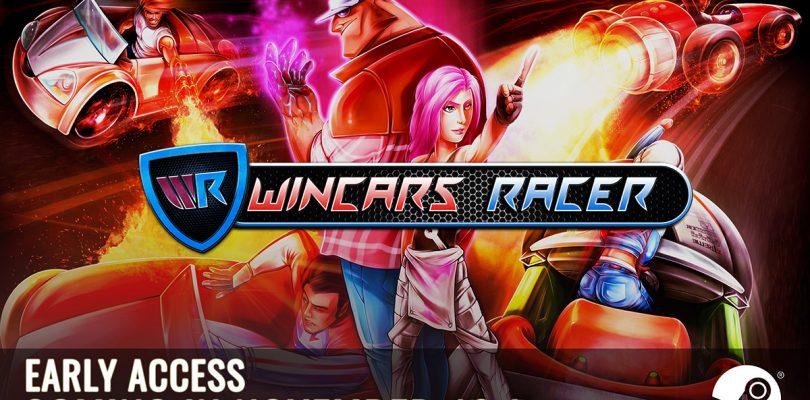 Wincars Racer startet heute in den Early-Access