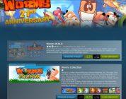 Worms – Zum Geburtstag gibt es einen fetten Steam-Sale