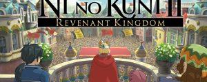 Ni no Kuni II: Schicksal eines Königreichs wurde auf Anfang 2018 verschoben