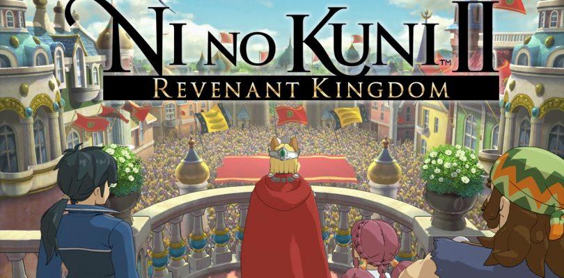Ni no Kuni II: Revenant Kingdom erscheint 2017 für die PS4