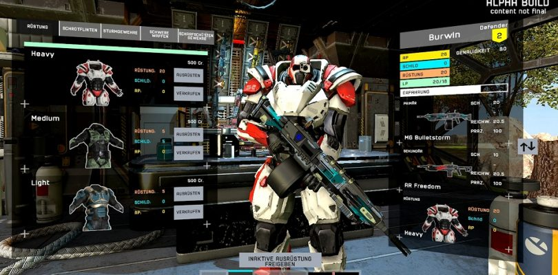 Shock Tactics – Neues Video zeigt actionreiches Gameplay-Material