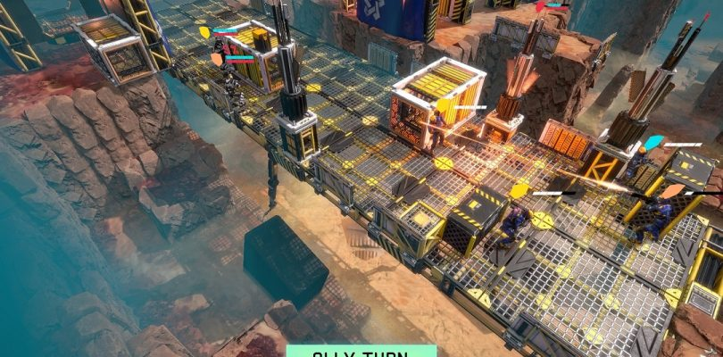 Shock Tactics – Schönes rundenbasiertes Taktik-Spiel erscheint Anfang 2017