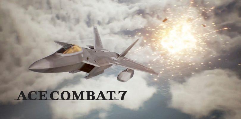 Ace Combat 7 – Video zum PSVR-Titel