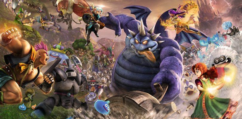 Dragon Quest Heroes II – Neuer Chraktertrailer zu den Helden veröffentlicht