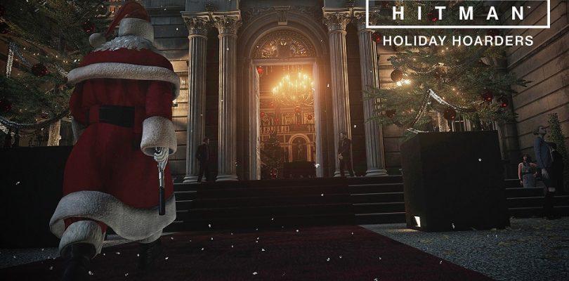 """Hitman – Am 13. Dezember startet die weihnachtliche Mission """"Geschenkdiebe"""""""