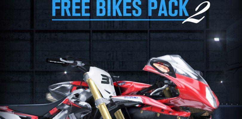 Ride 2 – Kostenloses DLC bringt zwei neue Rennsemmeln