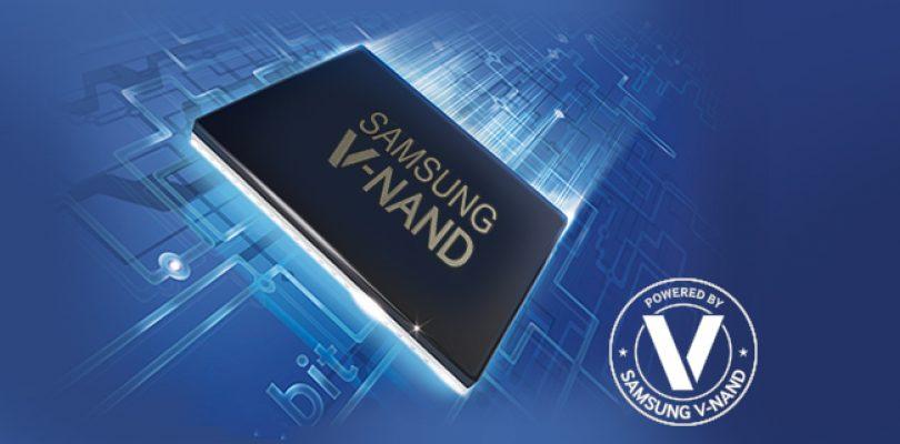 Samsung V-NAND – Neue Speichertechnologie für SSDs