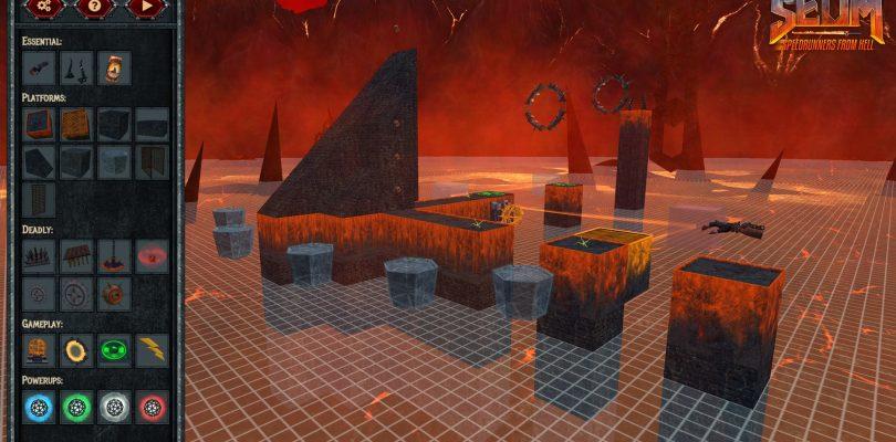 Seum: Speedrunners from Hell – Level-Editor veröffentlicht