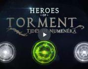 """Torment: Tides of Numenera – Heldenklasse """"Jack"""" im Video"""