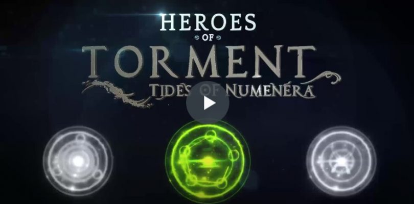 "Torment: Tides of Numenera – Heldenklasse ""Jack"" im Video"