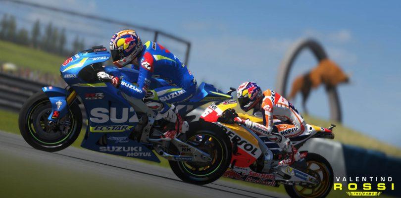 """Valentino Rossi The Game – Neues DLC """"Real Events 2: 2016 MotoGP Season"""" veröffentlicht"""