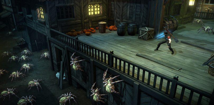 Victor Vran – Action-RPG erscheint 2017 für XBox One & PS4