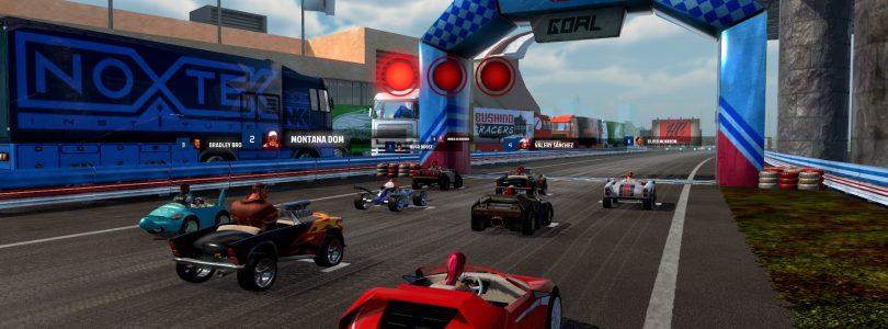 Preview: Wincars Racer – Ein Hauch Mario Kart weht über die Rennstrecke