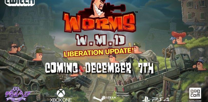 Worms WMD – Das steckt im kostenlosen Liberation-Update
