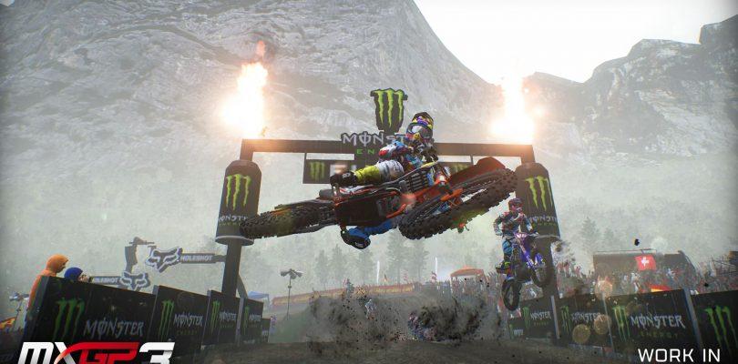 MXGP3 – Launch-Trailer und letzte Infos zum heutigen Release