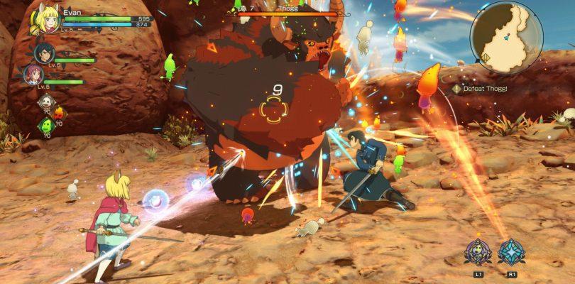Ni no Kuni II: Revenant Kingdom – Gameplay-Video veröffentlicht