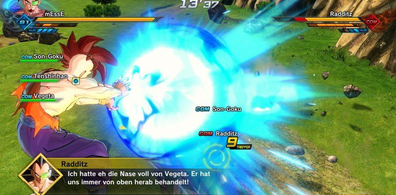 Dragon Ball Xenoverse 2 erscheint am 22. September für Nintendo Switch