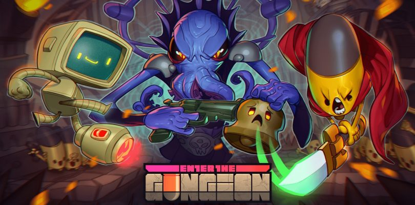 Enter the Gungeon – Supply Drop Update, neuer Trailer & 50% Rabatt