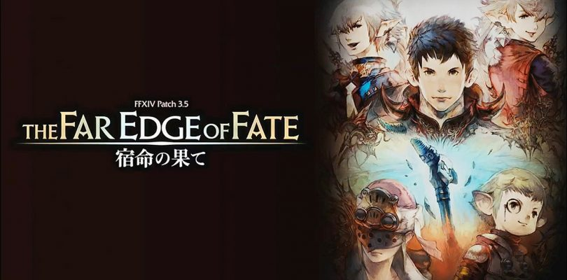 "Final Fantasy XIV – Das kommt mit dem Patch 3.5 ""The Far Edge of Fate"""