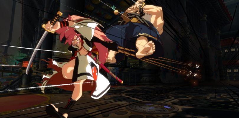 Guilty Gear Xrd Rev 2 erscheint für PS4 und PS3