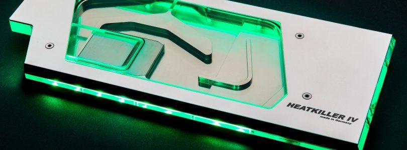 Neu bei Watercool – Heatkiller IV für Geforce 1080 & 1070 von EVGA