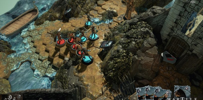 Wartile – Tabletop-RTS startet am 17. März in den Early Access