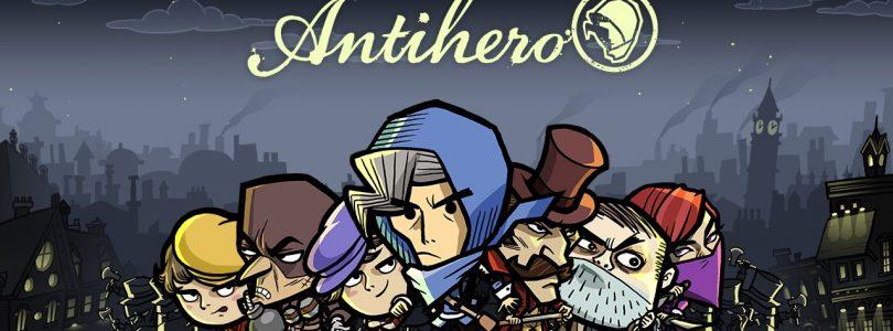 Preview: Antihero – Rundenbasierte Strategie im Comic-Look
