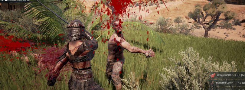 """Conan Exiles – """"Free Weekend"""" für PC, XBox One und PS4 am Laufen"""
