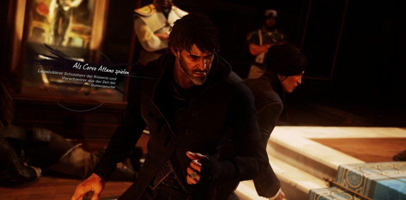 Dishonored 2 – Demo startet am 06. April 2017