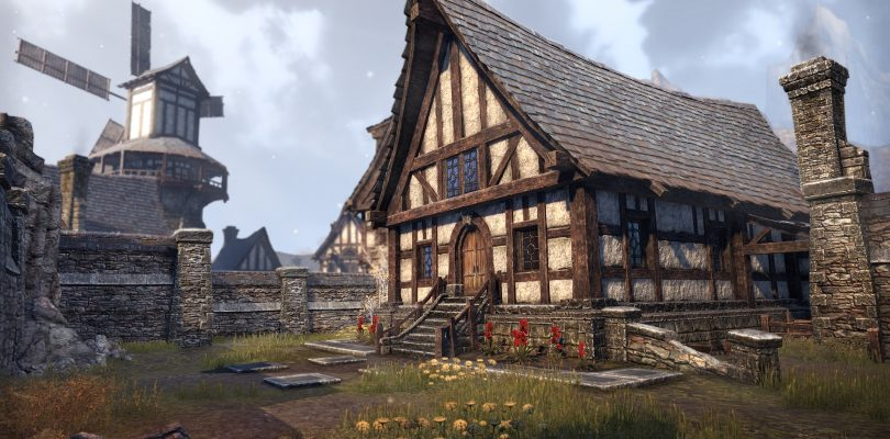 Homestead bringt Housing für Elder Scrolls Online
