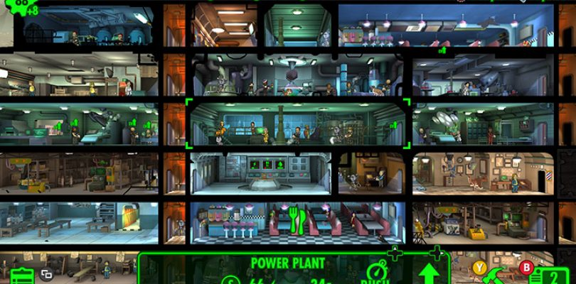 Fallout Shelter startet auf XBox One und Win 10