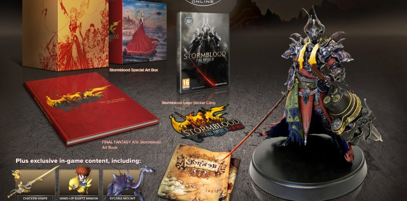 Final Fantasy XIV – Das steckt in der Collectors Edition von Stormblood
