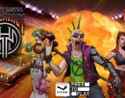 Heavy Metal Machines – Open Beta via Steam gestartet